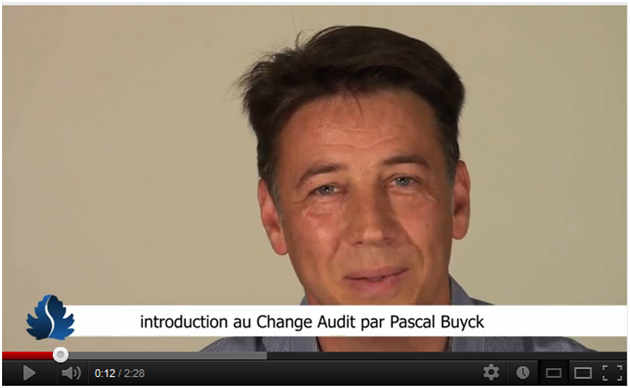Introduction au Change Audit